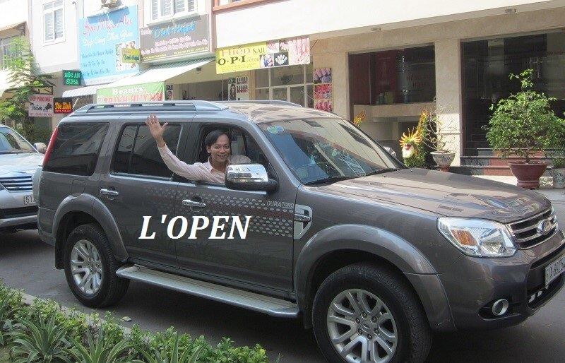 xe du lịch 7 chỗ hãng xe l'open