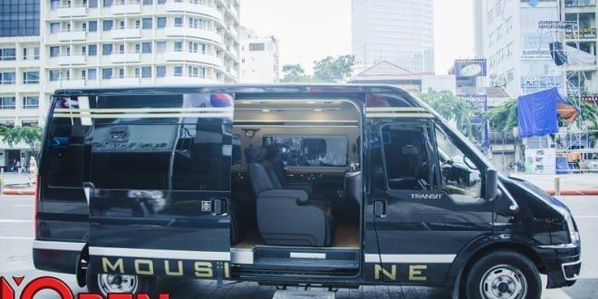 cho thuê xe limousine hà nội